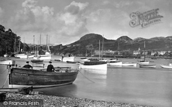 Conwy, The River Conwy 1930