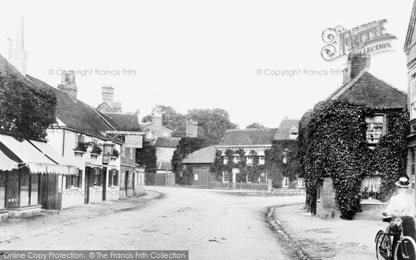 Photo of Cookham, Bel And Dragon 1899