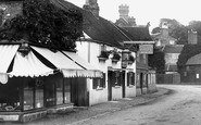 Cookham, Bel And The Dragon Hotel 1899