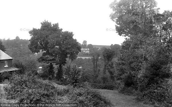 Photo of Cookham Dean, 1901