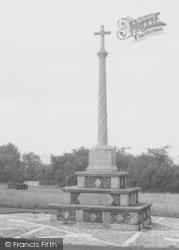 Cookham Dean, The War Memorial c.1950