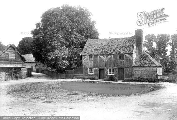 Cookham Dean, Village 1901