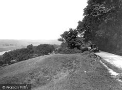 Cookham Dean, Winter Hill 1925