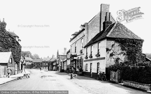 Photo of Cookham, High Street 1914