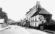 Cookham, High Street 1914