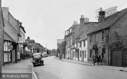 Cookham, High Street c.1950