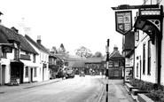 Cookham, High Street c.1955