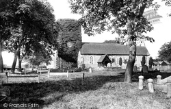 Cookham, Holy Trinity Church 1890