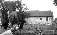 Cookham, Holy Trinity Church 1901