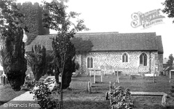 Cookham, Holy Trinity Church 1901