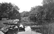 Cookham, Odney 1925