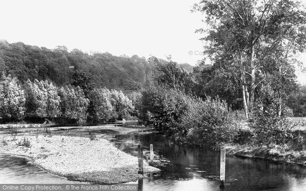 Photo of Cookham, Odney Backwater 1899