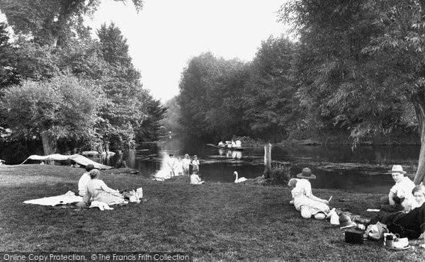 Photo of Cookham, Odney Common 1925