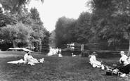 Cookham, Odney Common 1925