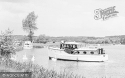 Cookham, On The River c.1955