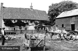 Cookham, Ovey's Farm 1914