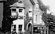 Cookham, Shergolds, Station Hill 1914