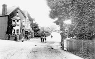 Cookham, Station Hill 1914