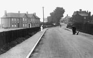 Cookham, Station Road 1914
