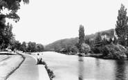 Cookham, Taplow Woods 1899