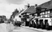 Cookham, The Bel And The Dragon Hotel c.1955
