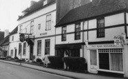 Cookham, The Kings Arms And Two Roses Restaurant c.1965