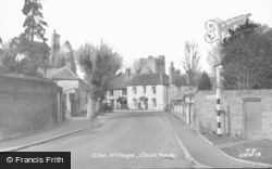 Cookham, The Village c.1955