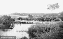 Cookham, Weir 1890