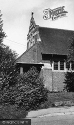 Church c.1955, Coolham