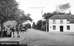 Horsham Road c.1955, Coolham