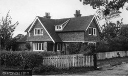 Old House Farm c.1955, Coolham