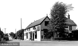 Post Office And Stores c.1955, Coolham