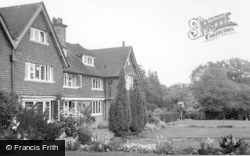 St Julian's c.1955, Coolham