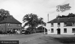 The Cross Roads c.1955, Coolham
