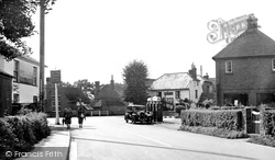 The High Street c.1955, Coolham