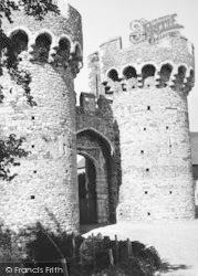 Cooling, Castle c.1955