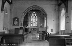 Cooling, Church Interior c.1955