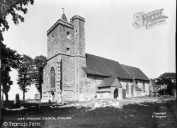Cooling, St James Church c.1955