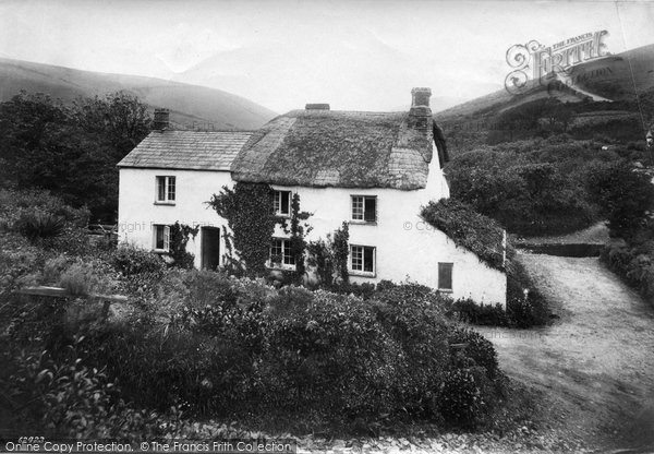 Coombe, Valley 1910