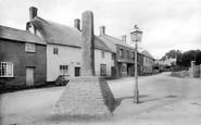 Copplestone, Cross 1904