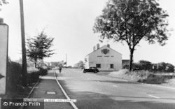 Hind's Head Inn c.1955, Coppull