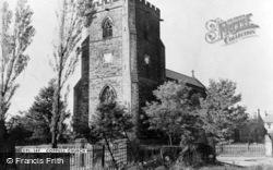 St John's Church c.1955, Coppull