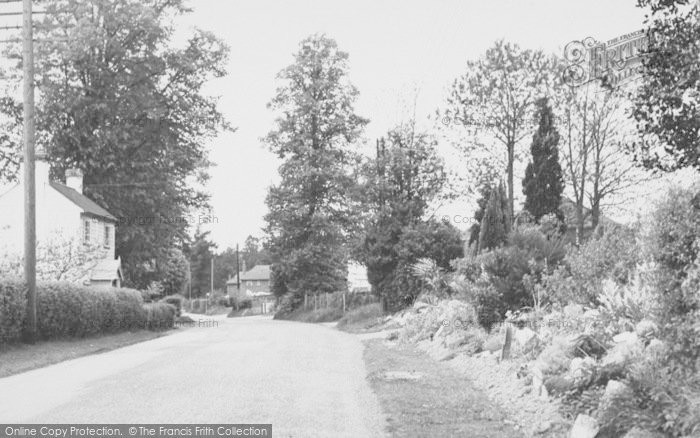 Photo of Copthorne Bank, Borers Road c.1960
