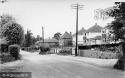 Copthorne Bank, Borers Road c.1960