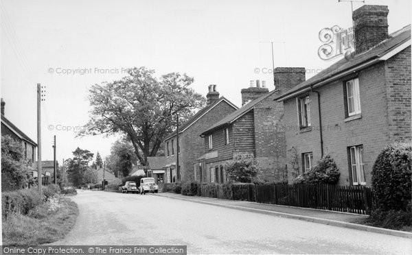 Photo of Copthorne Bank, c.1960