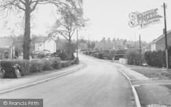 Copthorne Bank, c.1960