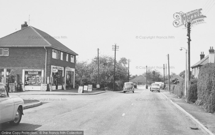 Photo of Copthorne Bank, c.1960