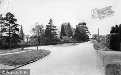 Copthorne Bank, Church c.1960