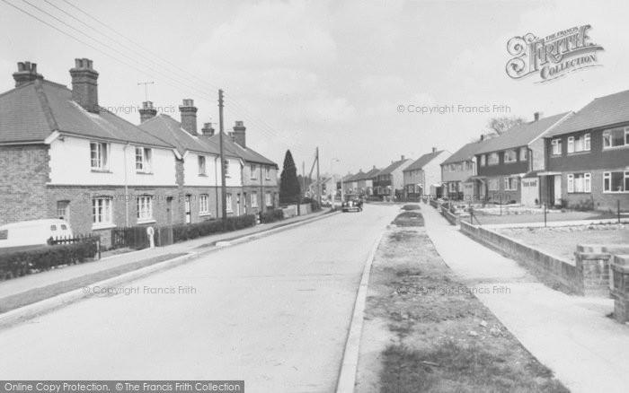 Photo of Copthorne Bank, Church Lane c.1960