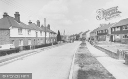 Copthorne Bank, Church Lane c.1960